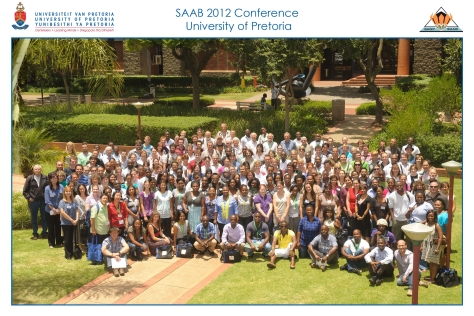 SAAB 2012 conference photo