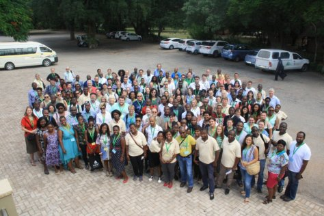 Venda group photo