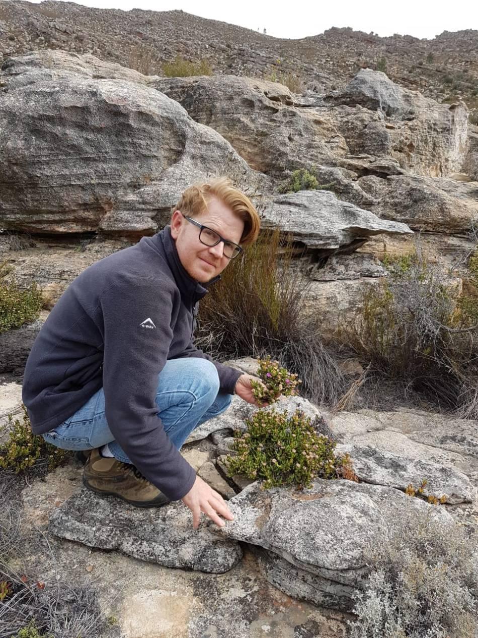 6971af06412d Meet the new President 2019 – South African Association of Botanists